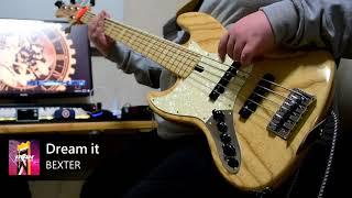 "Video thumbnail of ""[DJMAX RESPECT V] BEXTER - Dream it (feat. DyoN Joo) (Bass Cover.)"""