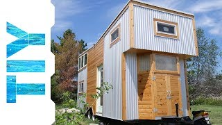 Installing Metal Siding On Our Tiny House
