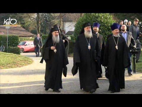 En marche vers le grand Concile des Eglises orthodoxes