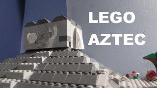 Lego Aztec