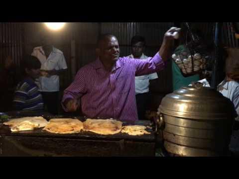 Famous adyar vandi kadai fast food