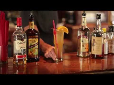 How To Make A Zombie Drink – Cocktail Recipe