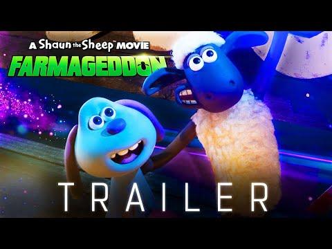 A Shaun the Sheep Movie: Farmageddon Movie Trailer