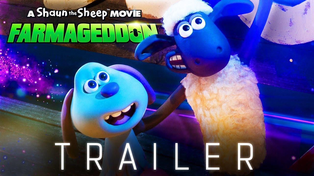 Trailer för Fåret Shaun filmen: Farmageddon