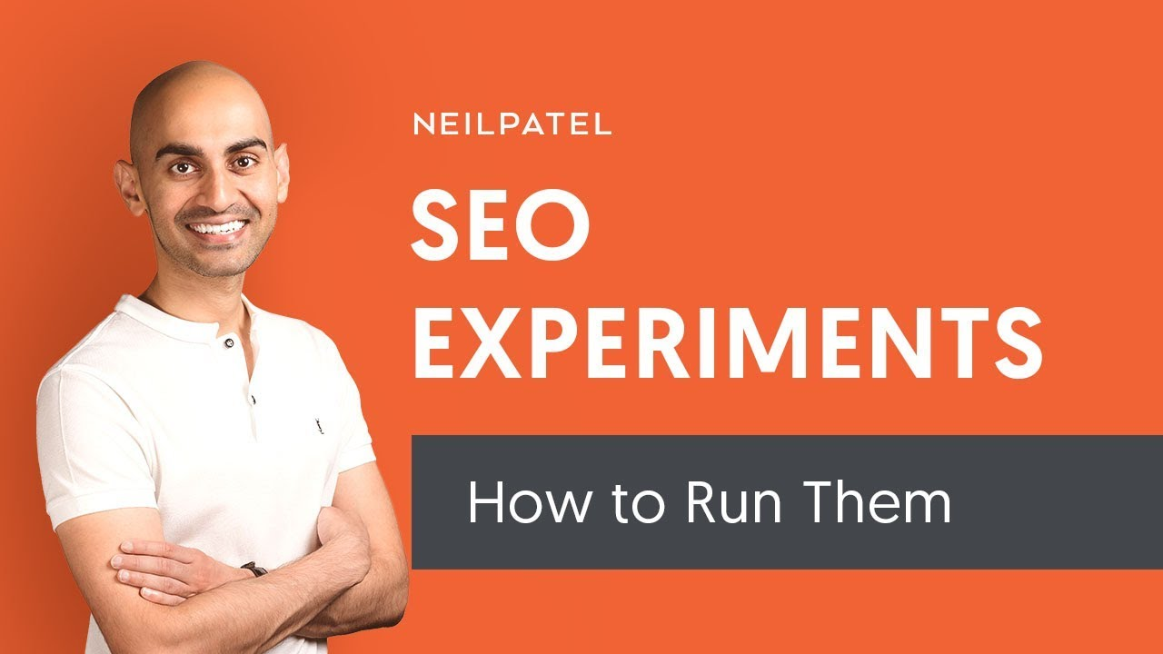 How to Run SEO Experiments