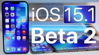 iOS 15.1 Beta 2 is Out! - What's New?