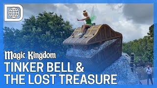 Tinker Bell & the Lost Treasure Character Cavalcade - The Magic Kingdom Reopening 2020