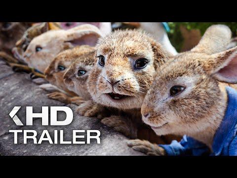 PETER HASE 2 Trailer 2 German Deutsch (2021)