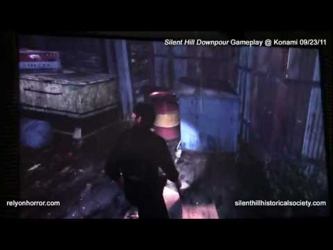 40 Minutes of Silent Hill Downpour Preview Footage