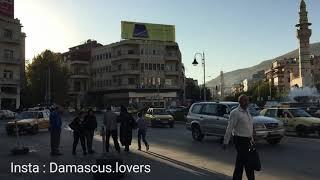 preview picture of video 'ساحة السبع بحرات دمشق'