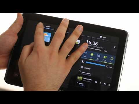 Samsung Galaxy Tab 2 10.1 hands-on