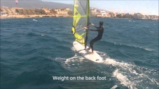 How to Windsurf 101 - Basics of Windsurfing Lessons