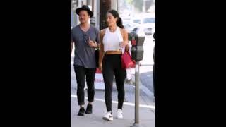 Nikki Bella and Artem Chigvintsev are seen for dance practice in Los Angeles.