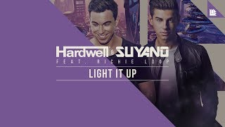 Light It Up - DJ Hardwell feat. Richie Loop (Video)
