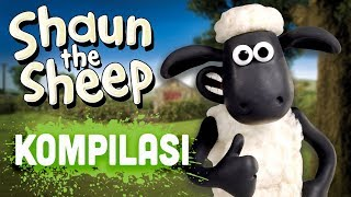 Download Video Shaun the Sheep - Season 4 Compilation (Episodes 11-15) MP3 3GP MP4