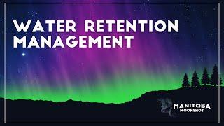 Water Retention Management