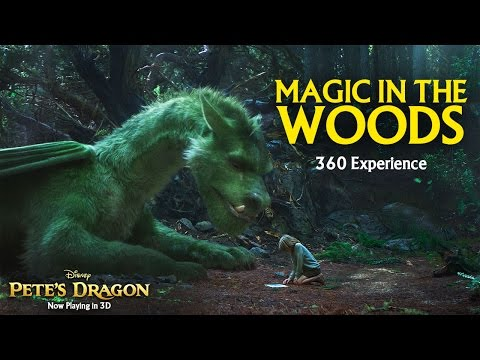 Pete's Dragon Pete's Dragon (360 Video Experience 'Magic in the Woods')