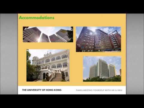 2017 HKU&U Mar Webinar - Familiarizing yourself with HK & HKU