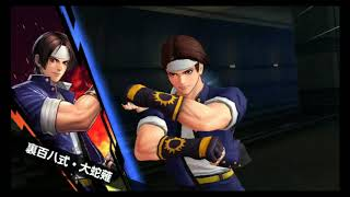 The King of Fighters All Star Striker 密技