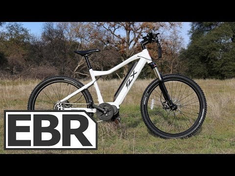 FLX Trail Video Review – $1.9k High-Speed, Throttle, Hardtail, Electric Mountain Bike