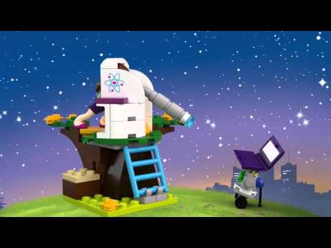 Vidéo LEGO Friends 41116 : La voiture d'exploration d'Olivia