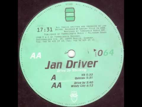 Jan Driver - V8