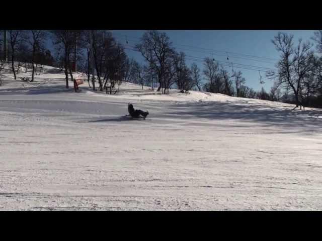 Sitski og skicart