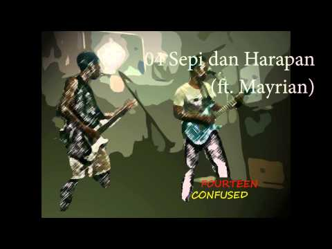 FOURTEEN CONFUSED - Menantang Dunia EP (preview)