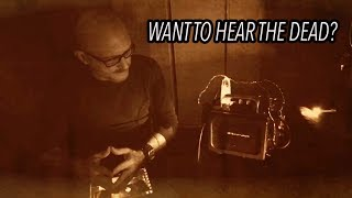 This will thrill you, scare you, and possibly make you cry. Spirit Box Session.