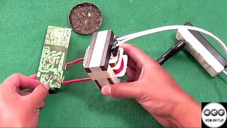chế máy hàn từ biến áp - kênh chế tạo