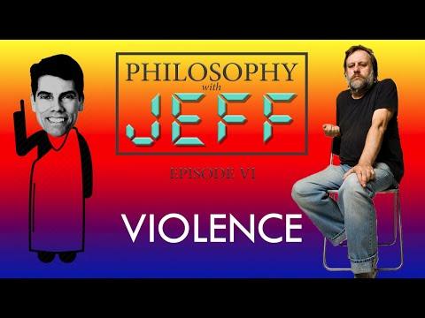 """Violence"" - Zizek Part II   Philosophy with Jeff"