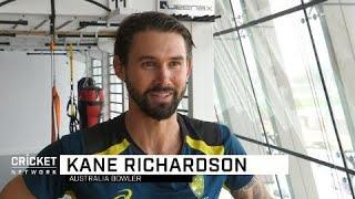 Kane Richardson returns ready to push case