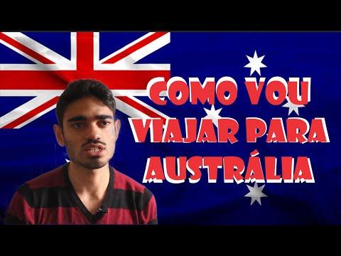 Como Fazer Intercâmbio Para AUSTRÁLIA