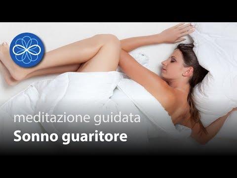 Sonno guaritore - meditazione guidata per dormire (ipnosi)