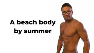 How to get in shape by summer!