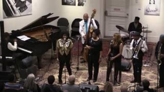 Gee Whiz, Woodmere Presents Photography of John Mosely & Arpeggio Jazz Ensemble