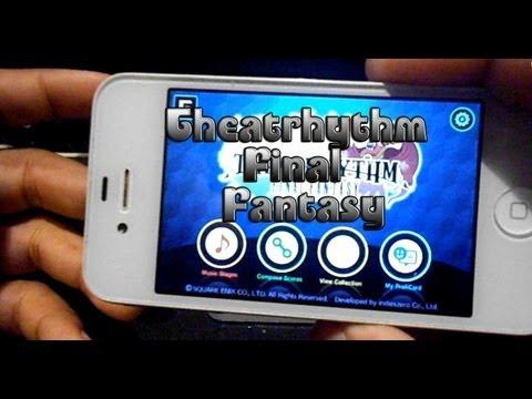 Theatrhythm Final Fantasy IOS