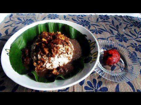 Video Resep Cara Memasak Nasi Gandul Sapi Khas Pati Jawa Tengah