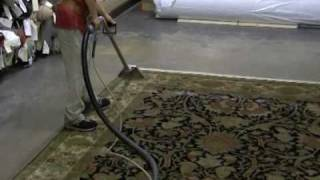 Rug Cleaning - Steam Cleaning