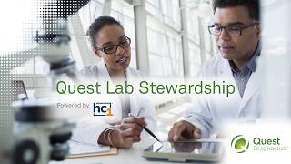 Introducing Quest Lab Stewardship powered by hc1