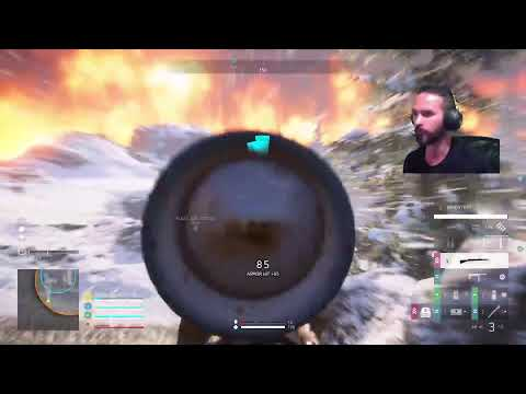 Battlefield 5 - Firestorm 660+ Squad Wins -Top 5  (#216)