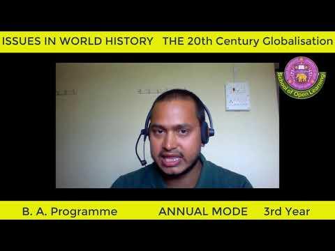 ISSUES IN WORLD HISTORY THE 20TH CENTURY THE RUSSIAN REVOLUTION (HINDI MEDIUM) By - VIKASH KUMAR SINGH