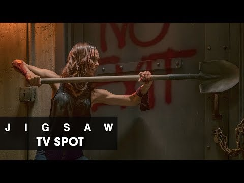 New TV Spot for Jigsaw