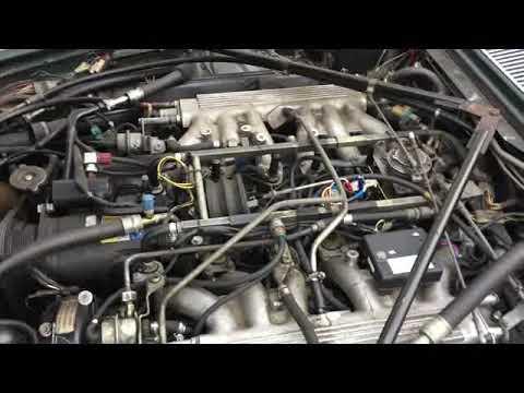 Video Jaguar XJ12 Daimler Double Six gepflegter Klassiker