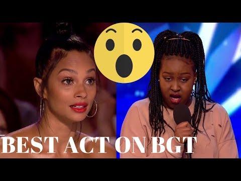 "Top 7 ""BEST ACTS"" BRITAIN'S GOT TALENT AUDITIONS 2017-2018! (видео)"