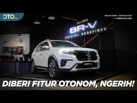 All New Honda BR-V | Jadi Ganteng & Canggih | First Impression