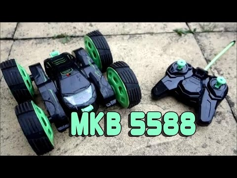 MKB 5588 Review and Test Drive - RC Stunt Car