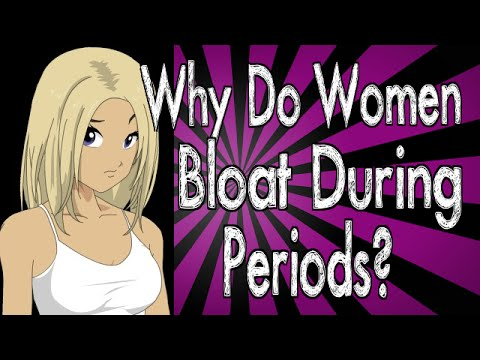 Why Do Women Bloat During Periods?