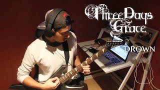 Three Days Grace - Drown (Guitar Cover)