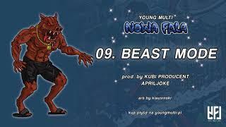YOUNG MULTI - Beast Mode (prod. Kubi Producent & Apriljoke)